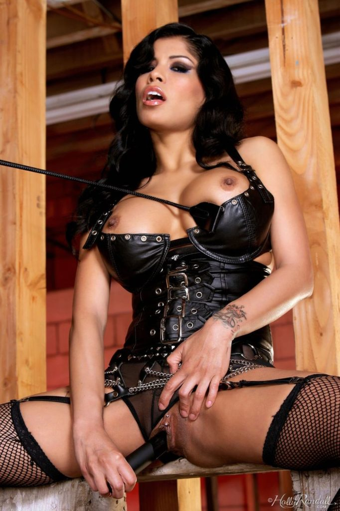 Alexis Amore heeft mooie grote borsten