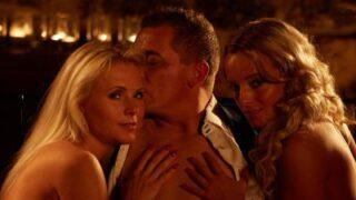 Sexdate voor een erotisch trio
